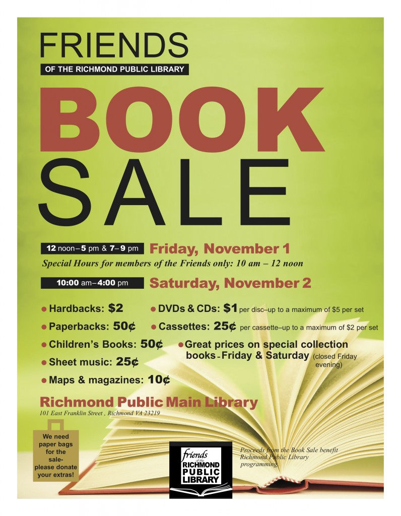 Book Sale 11-2013F